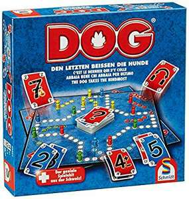 Schmidt Spiele Dog (49331)[Amazon Prime]