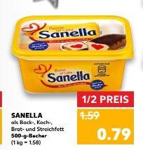 [Kaufland ab 14.12.] Sanella 500g für 0,29€