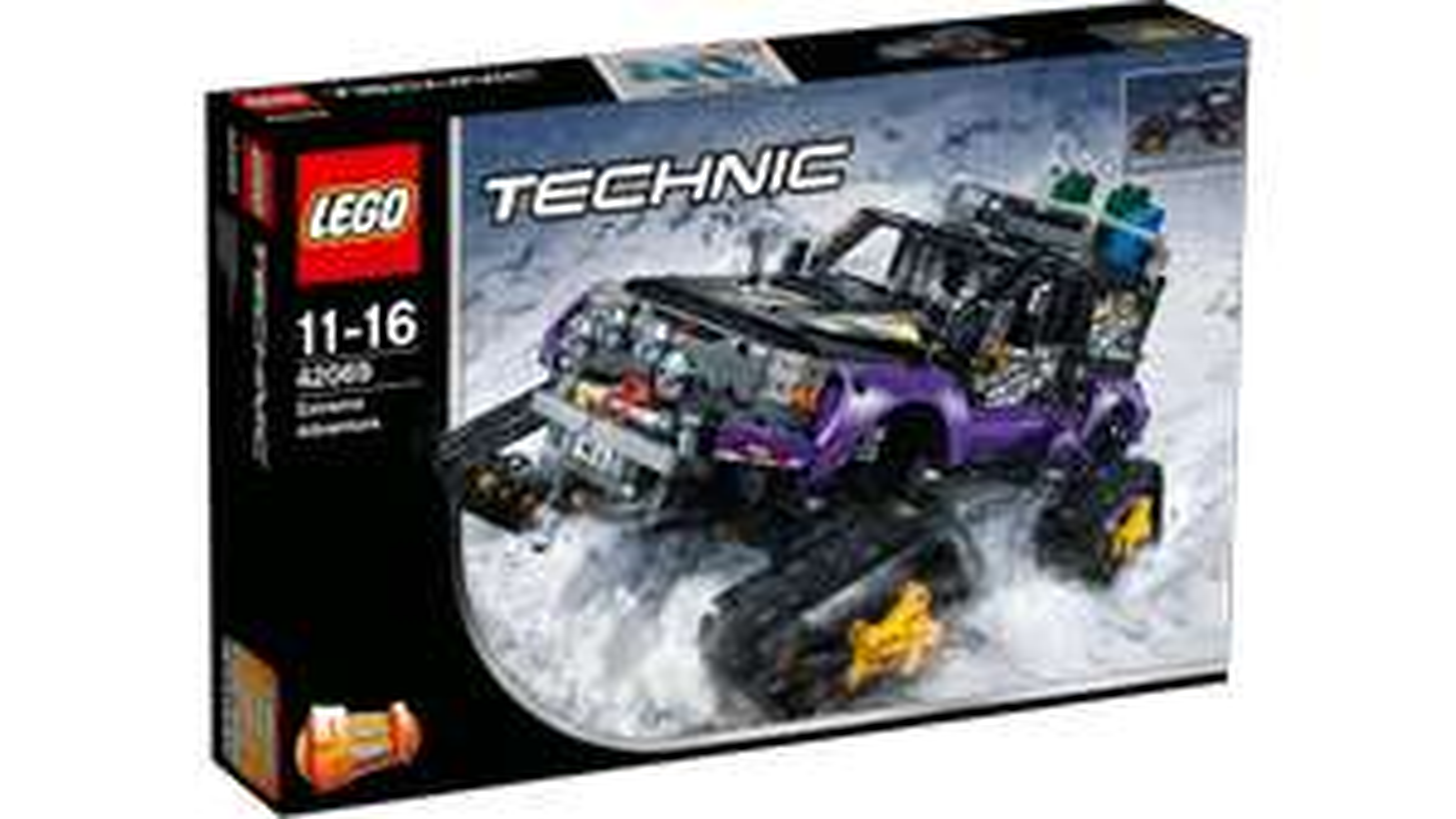 Lego Technic 42069 Extremgeländefahrzeug