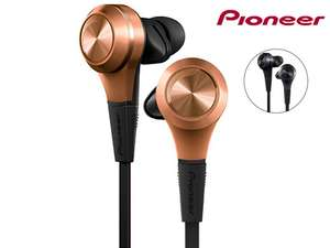 Pioneer SE-CX8-K In-Ear-Bass-Bomber
