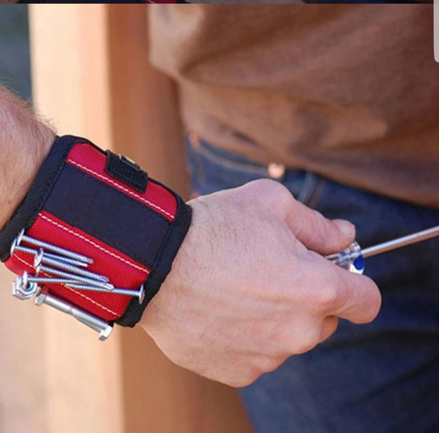 [Ali Express] Sehr starkes magnetisches Armband für Bastler