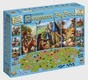 [Thalia] Carcassonne Big Box 2017