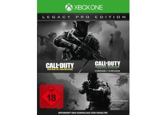 CoD Infinite Warfare (Legacy Pro Edition) inkl. Season Pass (XBox One), Preis bei Abholung im Saturn