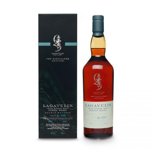[Springlane] Whisky Lagavulin Distillers Edition 2017 mit Gutscheincode SPL-20