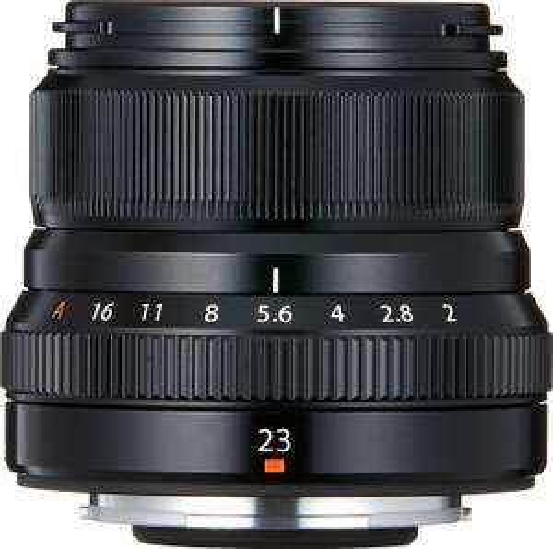 Fujifilm Fujinon XF 23mm F2 R WR zum Top Preis!