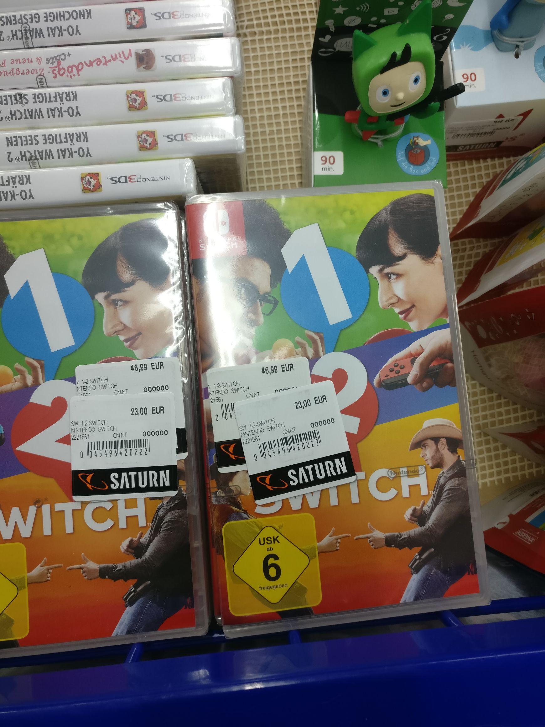 1 2 Switch [Saturn Leonberg]