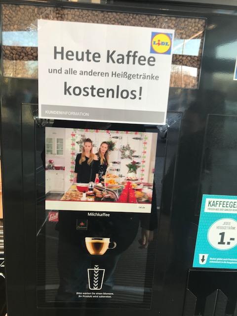 [Lokal LIDL Görlitz] Gratis Kaffee