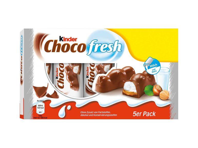Kinder Choco Fresh bei LIDL im Angebot