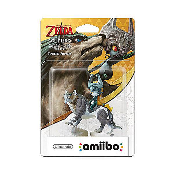 Wolf Link Amiibo wieder verfügbar bei mytoys/4u2play/buecher.de