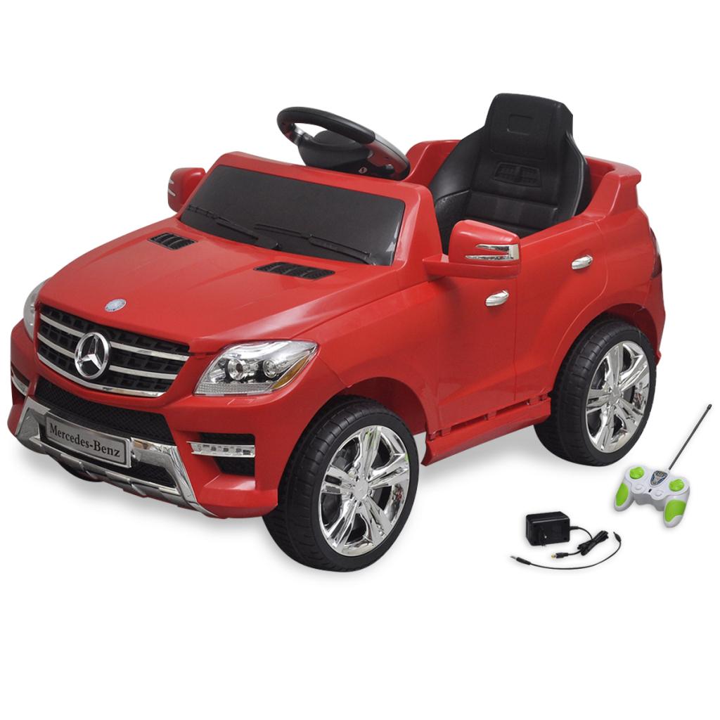 Mercedes ML350 Kinderauto für 117,89€ direkt beim ebay Verkäufer