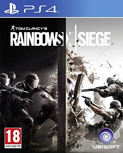 Tom Clancy's Rainbow Six: Siege (PS4) für 22€ [Amazon]