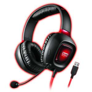 Creative Sound Blaster Tactic3D RAGE V2.0 USB refurbished für PC und PS4 - Gaming Headset