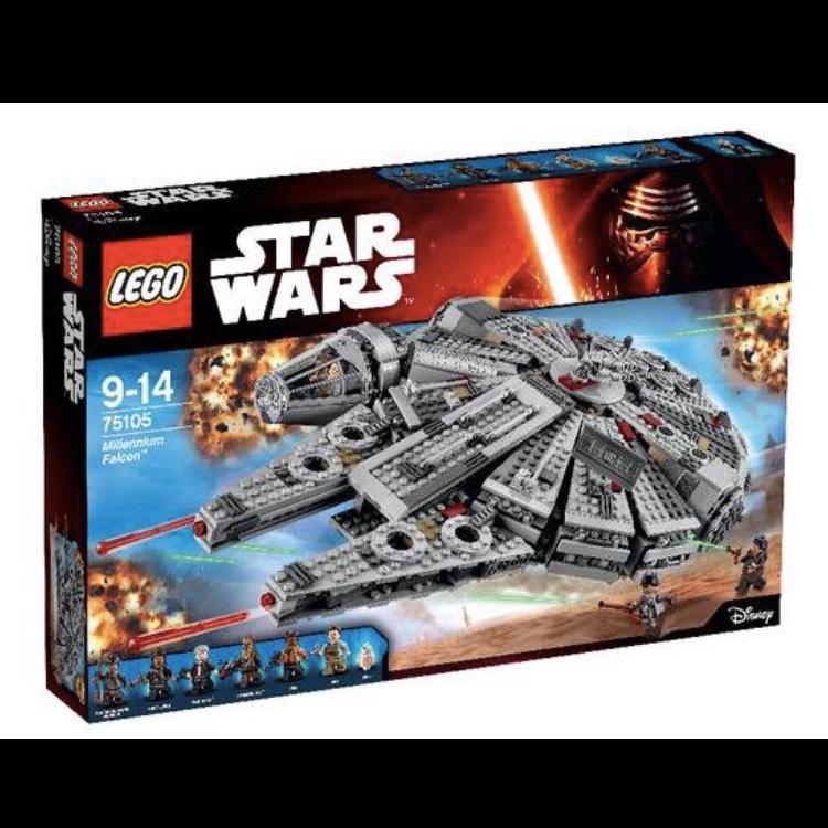 Lego 75105 Millennium Falcon - 0815.eu Weekendknaller