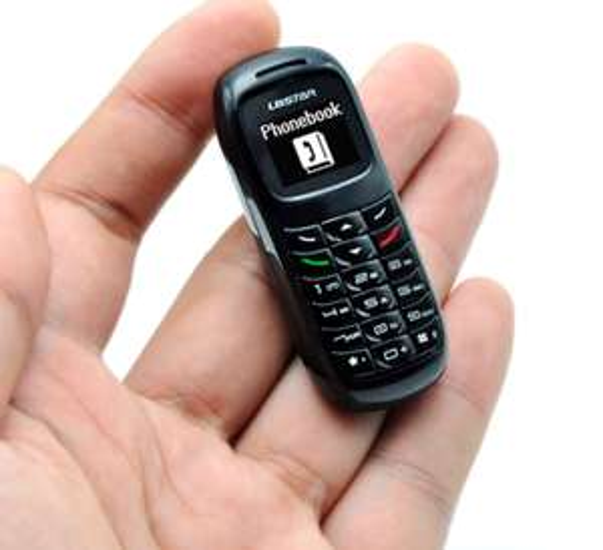 Kleiner als ein Feuerzeug: BM70 Mini Bluetooth Headphone Phone 4G SIM in Schwarz oder Weiß