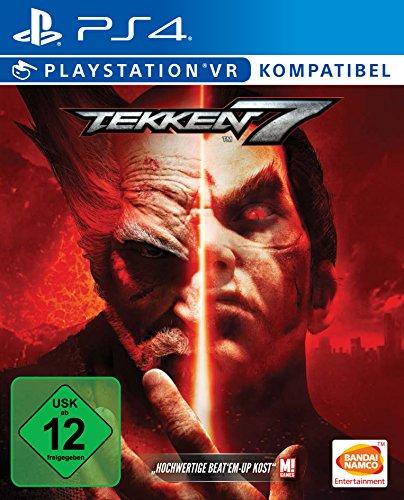 (Amazon.de) TEKKEN 7 für 38,97 EUR + XBOX ONE UND PS4