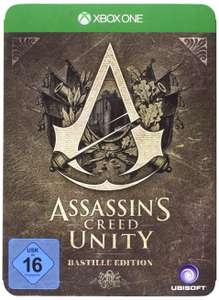 Assassin's Creed: Unity Bastille Edition (Xbox One) für 14,99€ (Saturn)