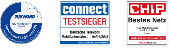mobilcom-debitel Telekom Magenta Mobil M für effektiv 21,96€/Monat 4GB für alle, 6GB für 18-26 jährige 300Mbit/s Telekom LTE