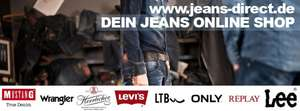 (Shoop) Jeans-Direct: 8% Cashback + 30% Rabatt auf alle Artikel der Marken Jack & Jones und Only