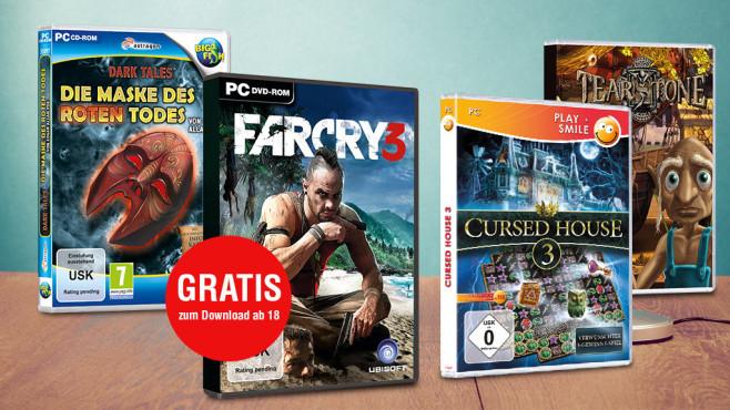 Computer BILD Spiele mit Farcry 3 als Vollversion +4 andere Spiele