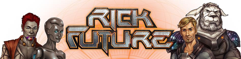 Rick Future - Hörspiel Serie kostenlos