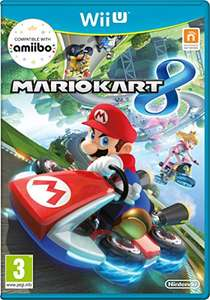 Mario Kart 8 für die Wii U [Amazon.co.uk]