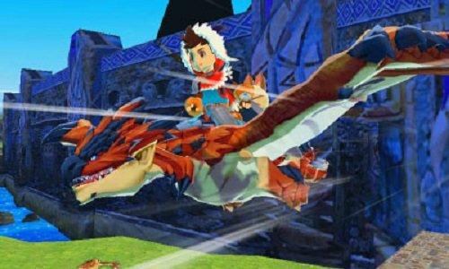 Monster Hunter Stories gibt es momentan günstig für den 3DS bei Amazon UK für 29,09 EUR inkl. VSK