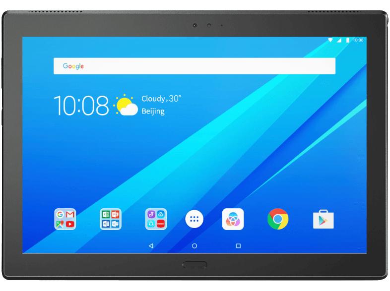 [Mediamarkt] LENOVO Tab 4 10 Plus 64 GB 10.1 Zoll Tablet Aurora Black oder White