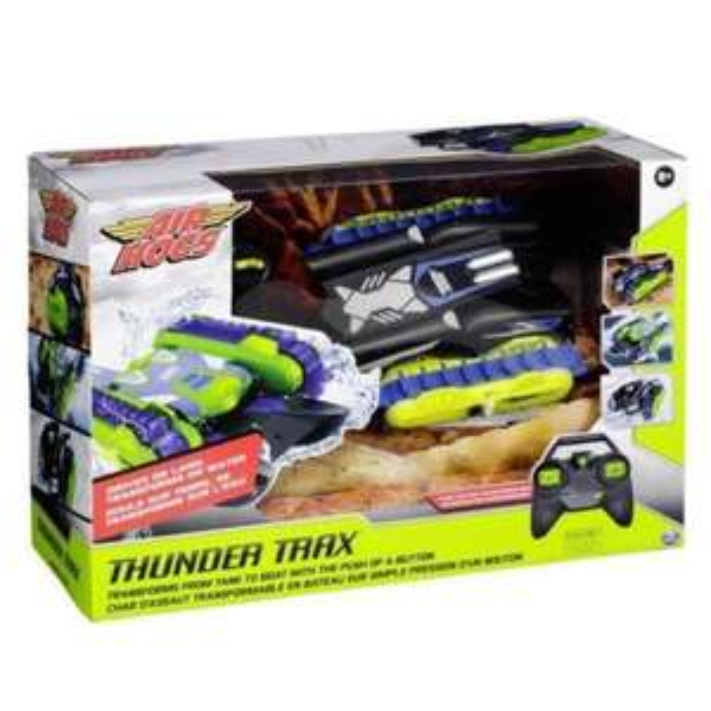 [Galeria Kaufhof] Ferngesteuertes Fahrzeug + Boot - Air Hogs Thunder Trax - Bestpreis