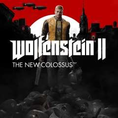 Wolfenstein 2: The New Colossus - PS4 US Store - Digital Download