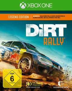 DiRT Rally Legend Edition (Xbox One) für 29,99€ (Media Markt + GameStop)