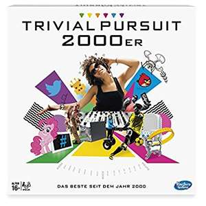 Hasbo Trivial Pursuit 2000er Edition