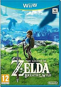 Zelda: Breath of the Wild für die Wii U mit Prime free trial [amazon.co.uk]