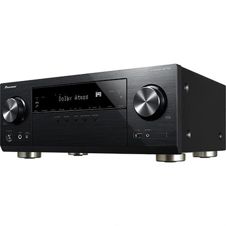 Pioneer VSX-932-B | 7.2 AV Receiver für 299,- Euro | 4K, AirPlay, DLNA, WiFi, Dolby Atmos, dts Neo:X etc...