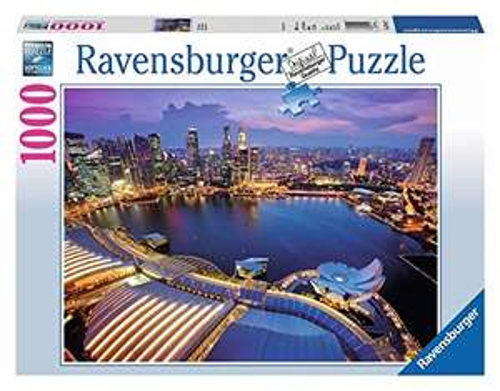[Amazon Prime] Ravensburger 19141 - Skyline Singapore