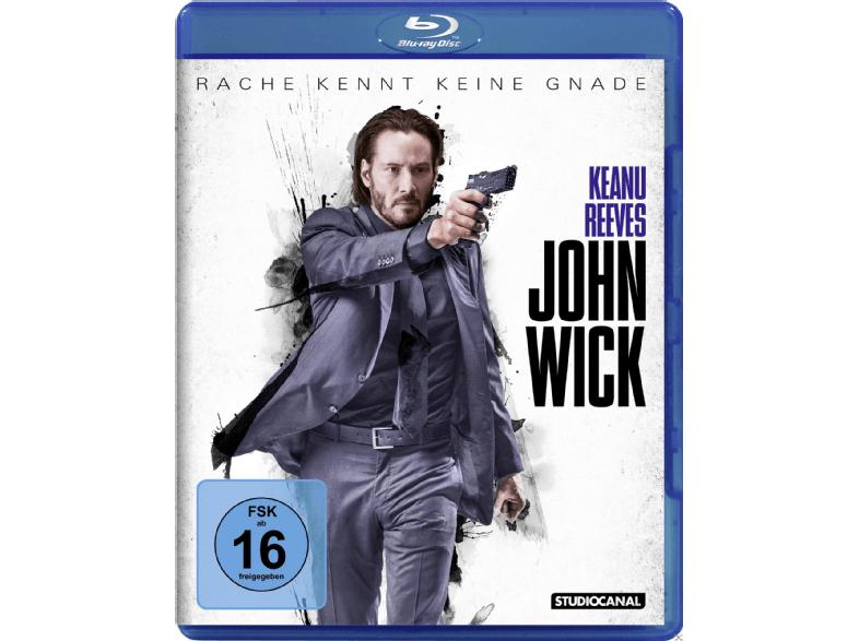 John Wick [Blu-ray] für 5€ oder The Elder Scrolls Online: Morrowind [PS4/X1] für 14€