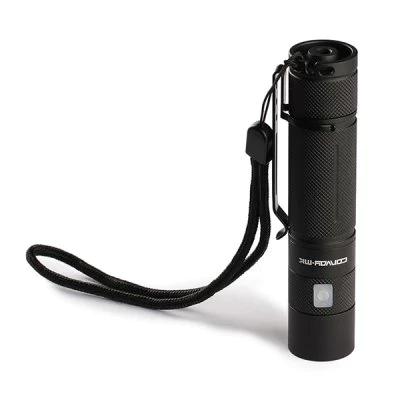 (Gearbest) Taschenlampe Convoy S9 mit USB Ladefunktion