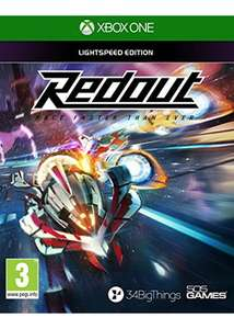 Redout Lightspeed Edition (Xbox One) für 18,60€ (Base.com)