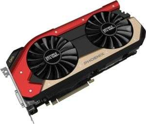 Gainward GeForce GTX 1080 Ti Phoenix GS, Grafikkarte