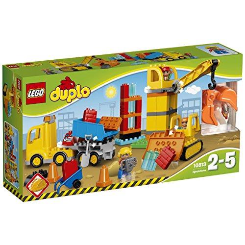 Lego Duplo die große Baustelle bei Amazon ab 29,99