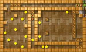 Snake Treasure Chest 0€ statt 0.99€ Android Game Google Play Store