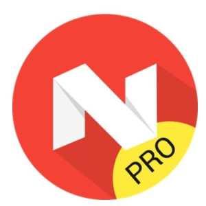 [Google Playstore] N Launcher Pro - Nougat 7.0