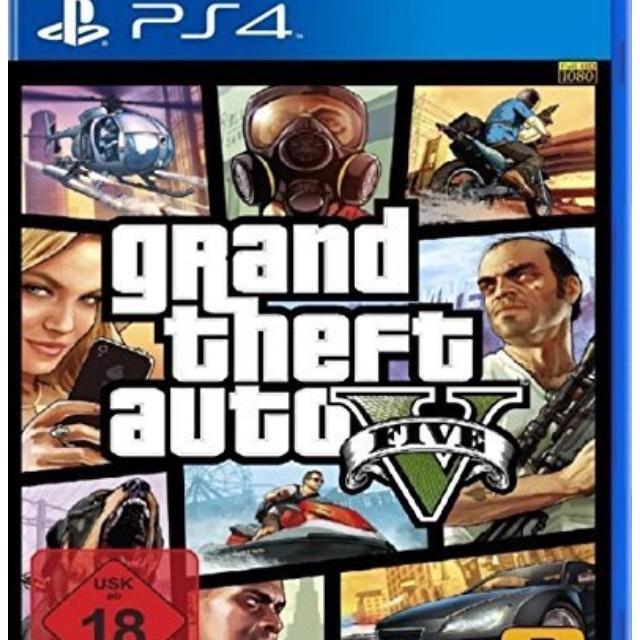 GTA V für PS4