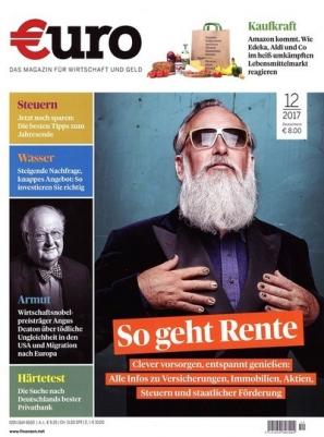 Kiosk.news: €URO Finanzen Zeitschrift für 96€ mit 95€ Bestchoice Universalgutschein oder 85€ Verrechnungsscheck