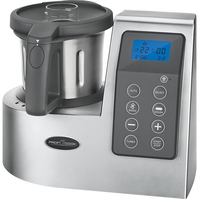 [Netto Onlineshop] Profi Cook Multikochmixer Küchenmaschine für nur 106€