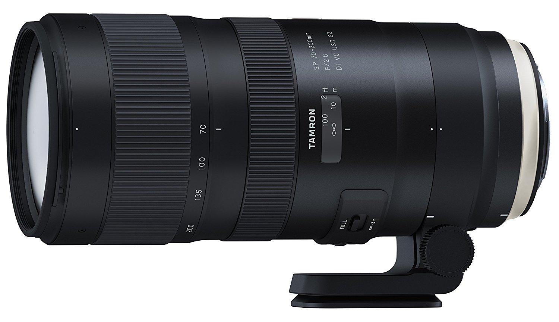 (Amazon)Tamron SP 70-200mm F/2.8 Di VC USD G2 Objektiv für Canon schwarz