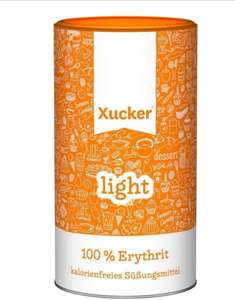 Xucker Light (Erythrit) 1 kg bei Amazon inkl. gratis Versand für Prime Kunden [amazon.de]