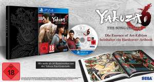 [Base.com] Yakuza 6: The Song of Life - Essence of Art Edition [PlayStation 4] [Vorbestellung]