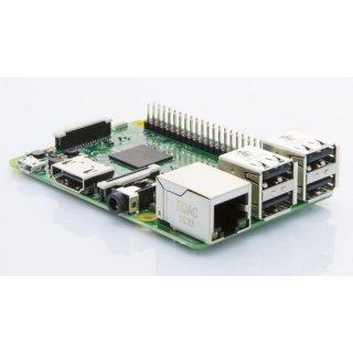 Raspberry Pi 3 Model B inkl. Versand bei rasppishop.de (auch Bundle)
