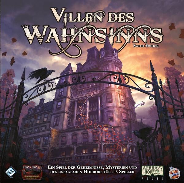 [Thalia] Villen des Wahnsinns 2. Edition 67,14 Euro inkl. Versand