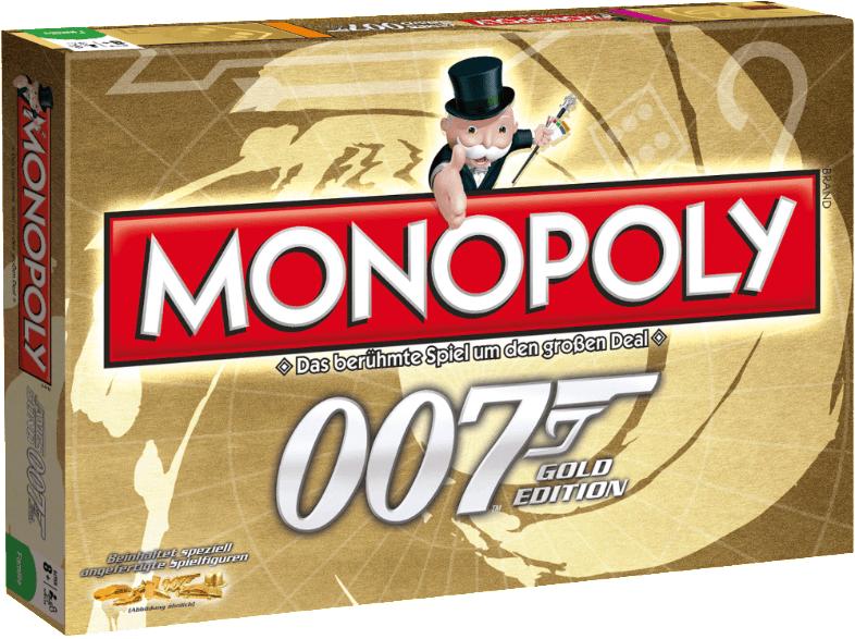 Monopoly - James Bond (Limited Edition) für 20€ (Saturn)